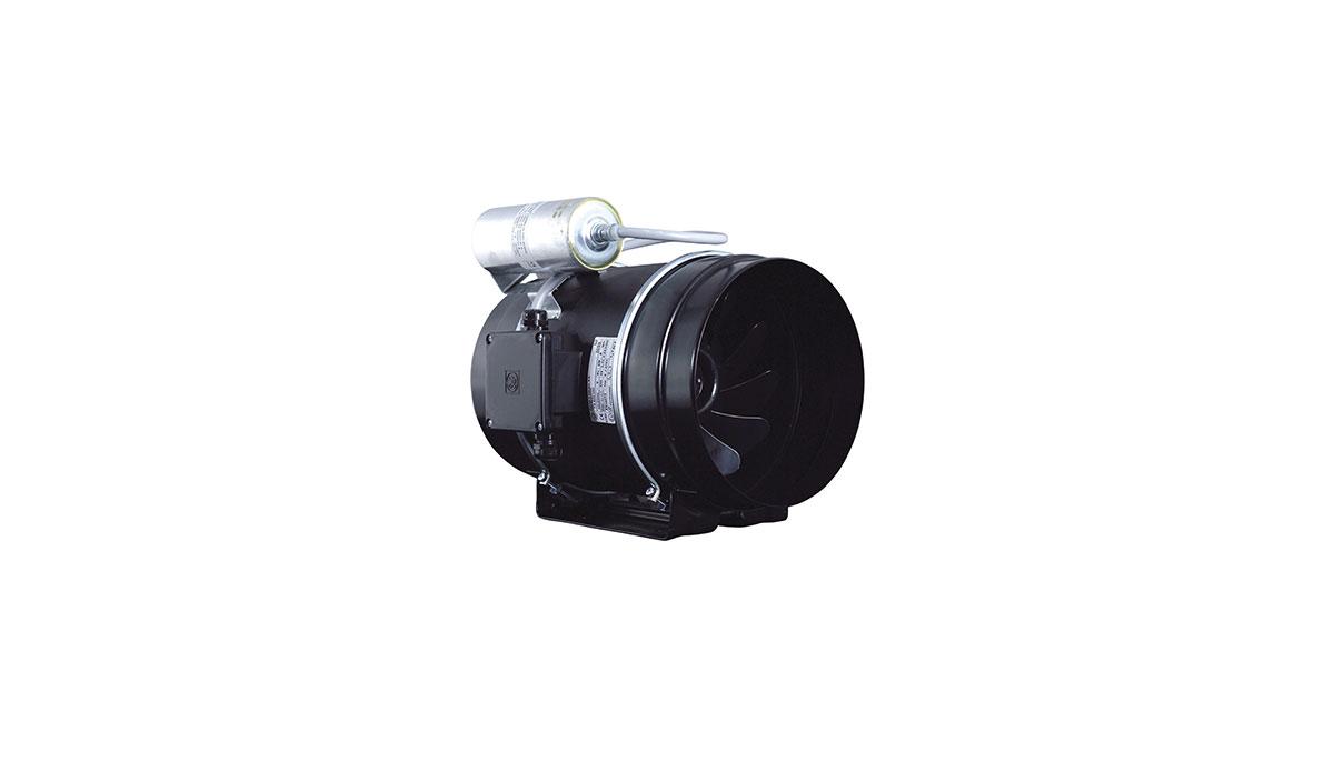 Канални взривозащитени вентилатори, тип TD Ex