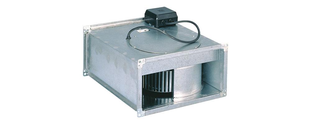 Kанални вентилатори, тип VCR / VCR-T