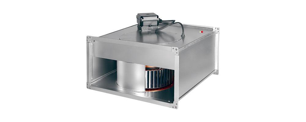 Канални взривозащитени вентилатори VCR-T ATEX