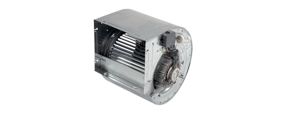 Двойнозасмукващи вентилатори, тип CBM