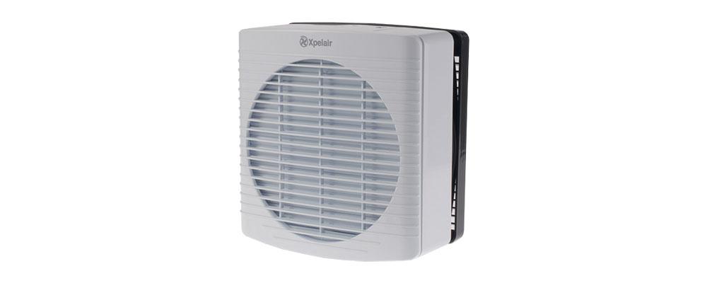 Вентилатори за прозоречен монтаж, тип GX