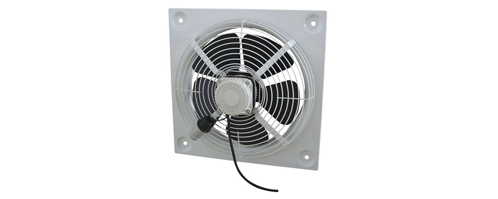 Осови вентилатори, тип HXM