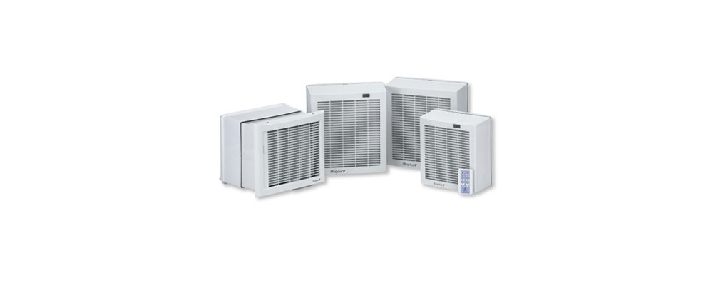 Вентилатори за прозоречен монтаж, тип HV