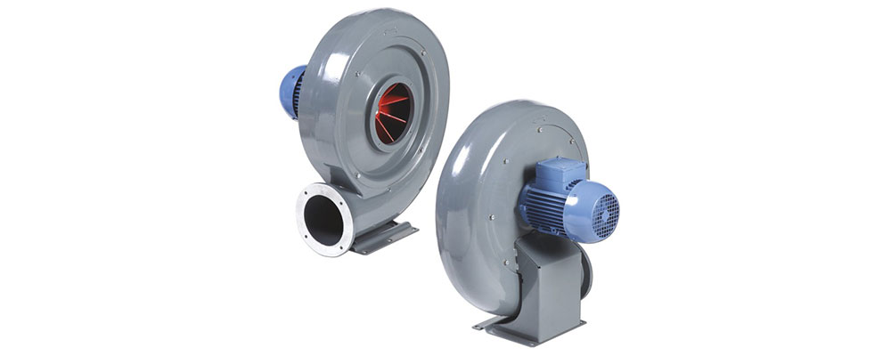 Центробежни вентилатори с изнесен двигател, тип CBT