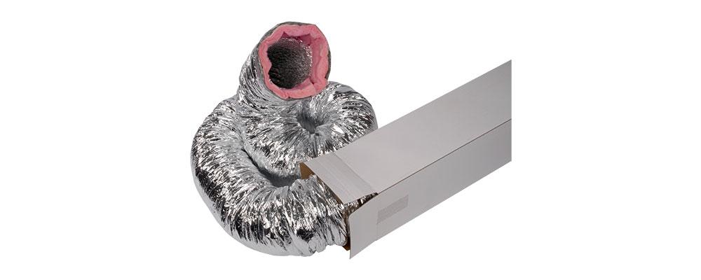 Шумопоглъщащи въздуховоди Sonoflex