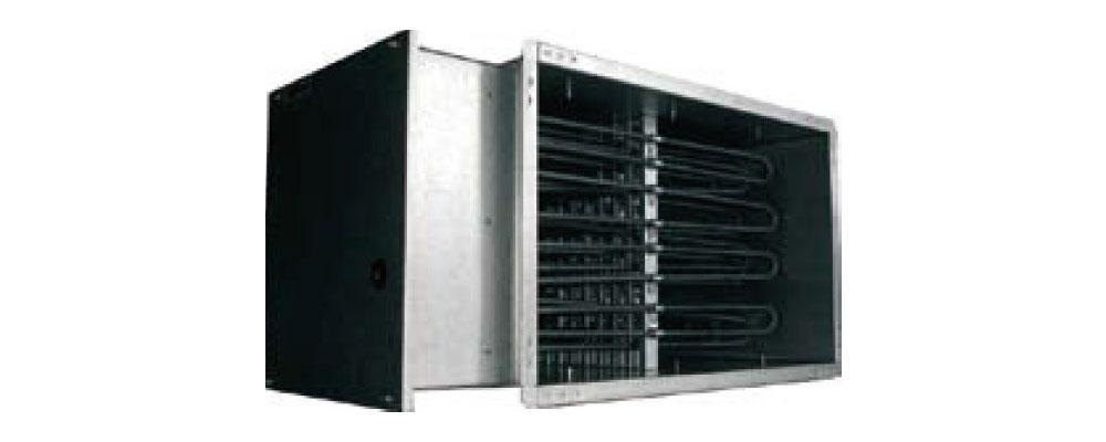 Електрически нагреватели RVA