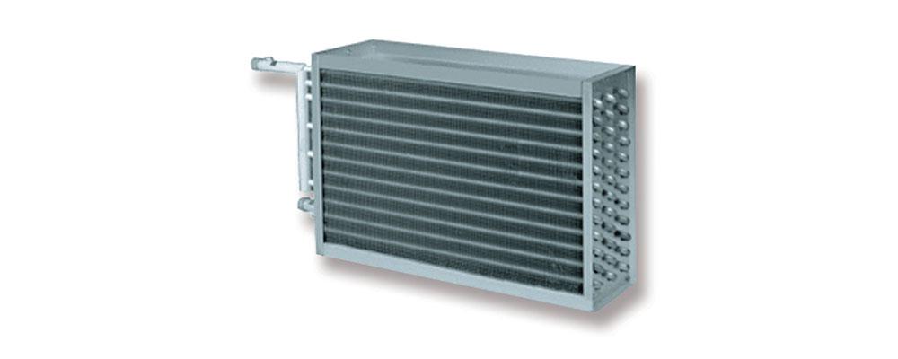 Топлообменници вода-въздух RWW/RWK
