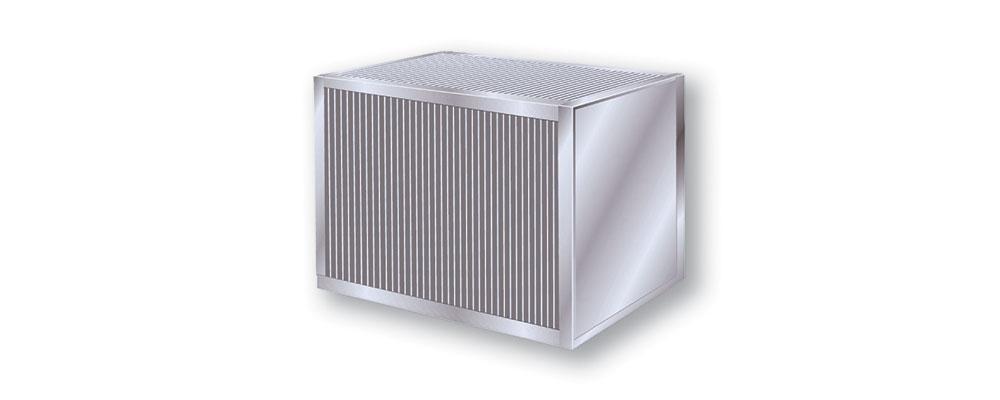 Пластинчати рекуператори въздух-въздух HTX-A
