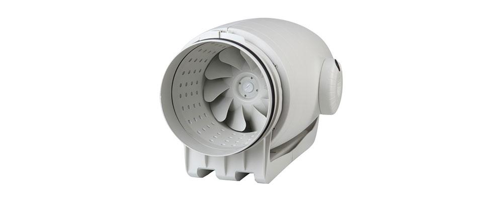 Канални вентилатори, тип TD Silent