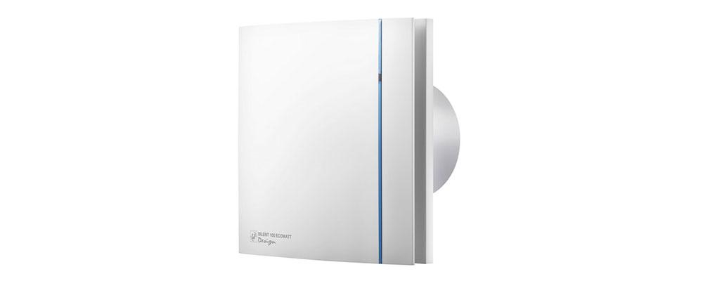 Битови вентилатори, тип SILENT DESIGN - 3C