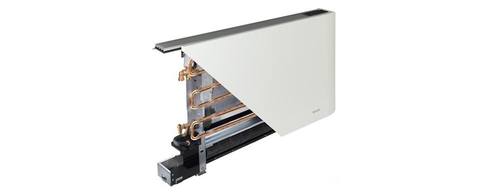 Вентилаторни конвектори Bi2 SLR smart inverter