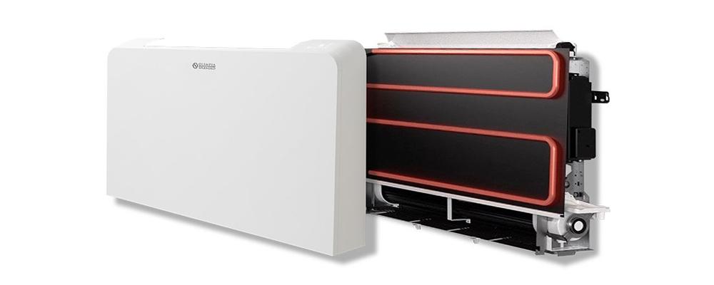 Вентилаторни конвектори Bi2 SLR air inverter