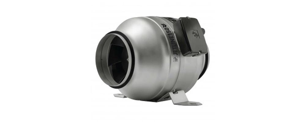 Канални вентилатори, тип Jetline