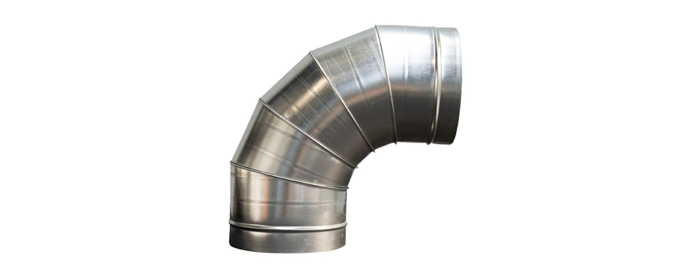 Въздуховоди кръгли фасонни